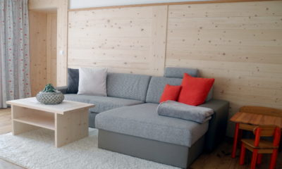 Lehrnerhof - accogliente soggiorno