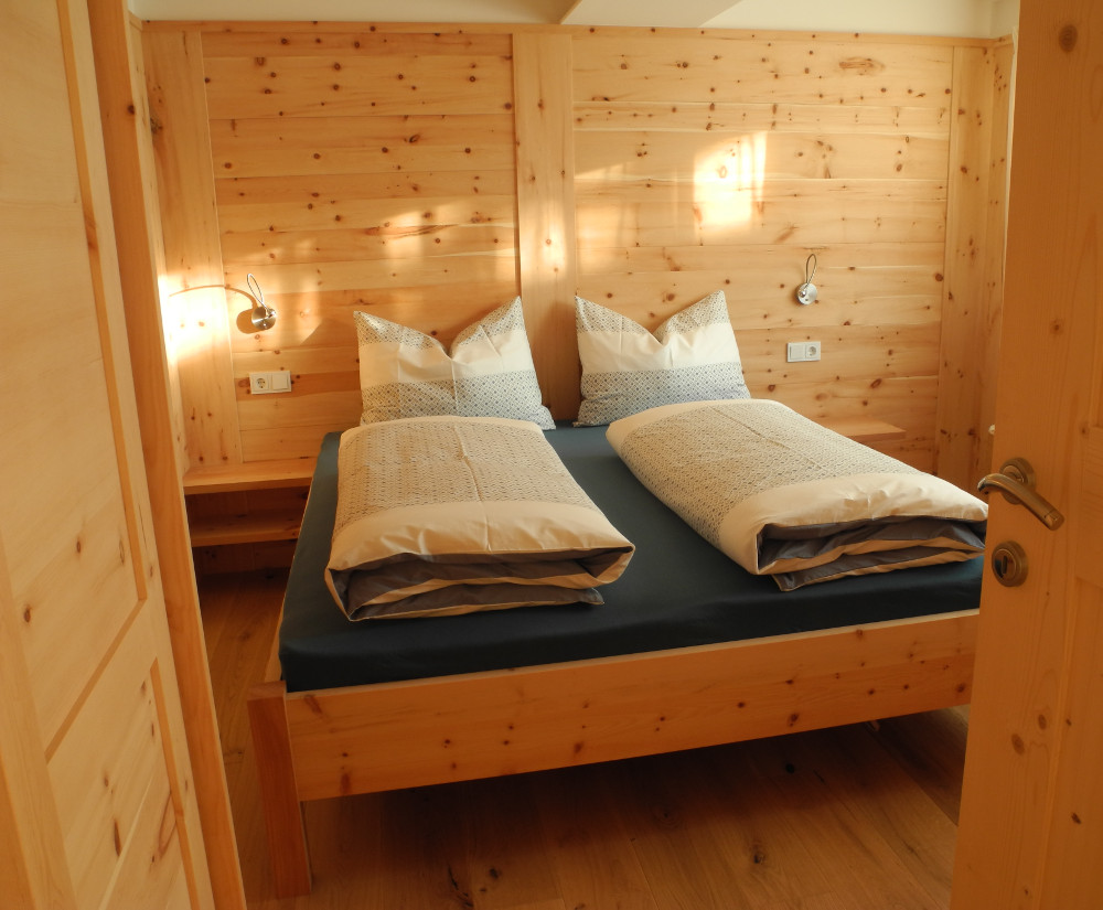 Zirbenholz - für erholsame Nächte
