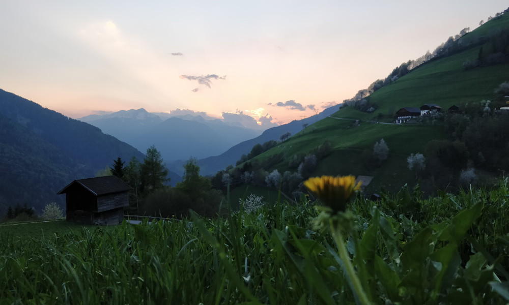 Der Urlaubsort Lüsen - Geheimtip in Südtirol