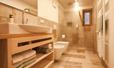 Lehrnerhof - Badezimmer mit viel Komfort