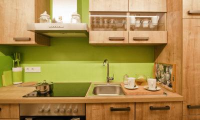 Lehrnerhof - Cucina moderna