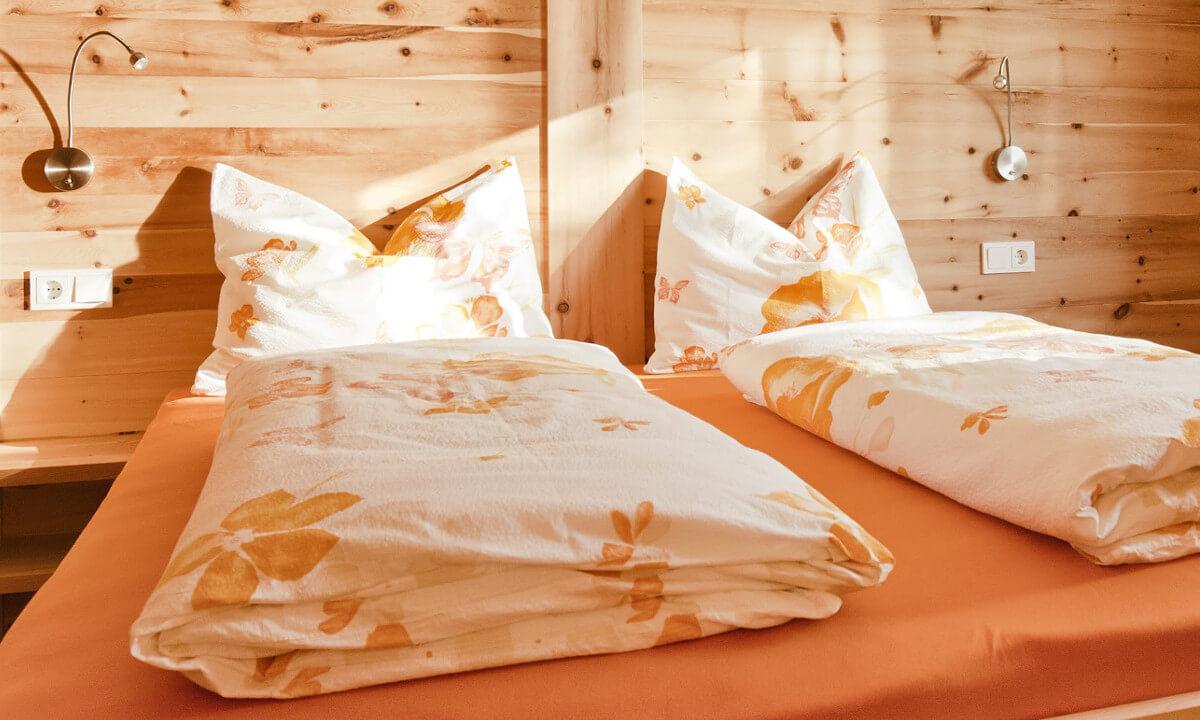 gemütliche Unterkunft für Ihren Urlaub in Südtirol